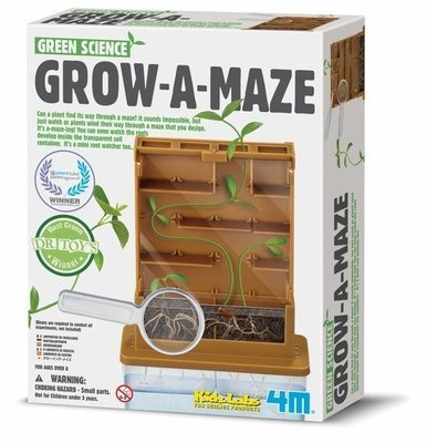 4M - Green Science - Grow A Maze