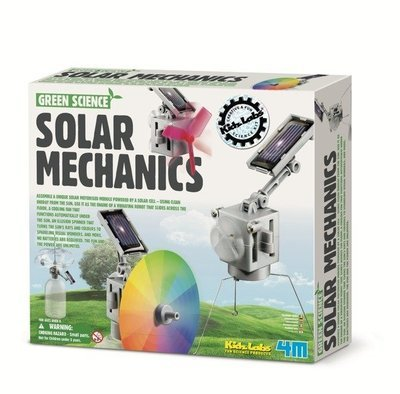 4M - Eco Engineering - 6-in-1 Super Solar Mechanics