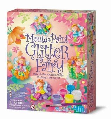 4M - Mould & Paint / Glitter Fairy
