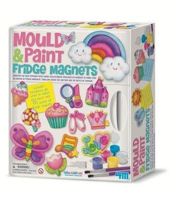 4M - Mould & Paint / Fridge Magnets