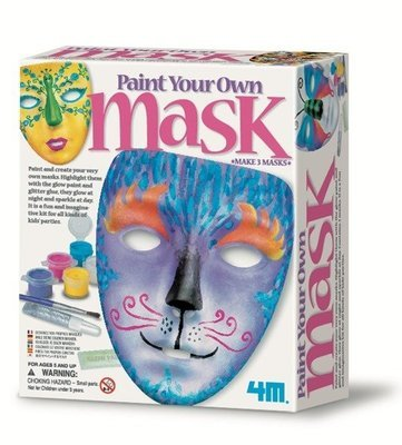 4M - Paint Your Own Fun Mask