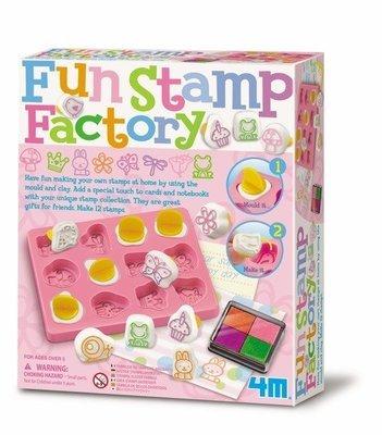 4M - Fun Stamp Factory
