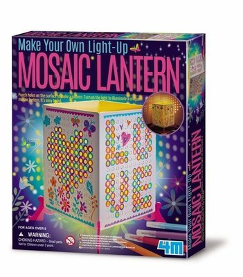 4M - My Light-up Mosaic Lamp