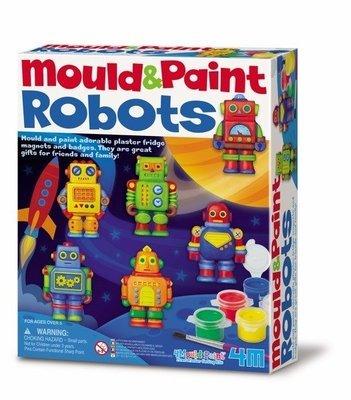 4M - Mould & Paint / Robots