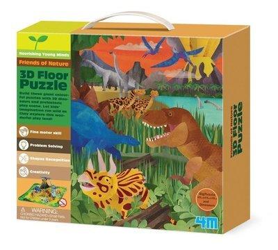 4M - ThinkingKits - 3D Puzzles - Dinosaurs