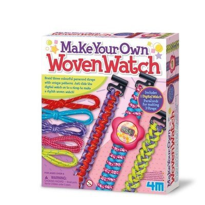 4M - Make Your Own Woven Watch