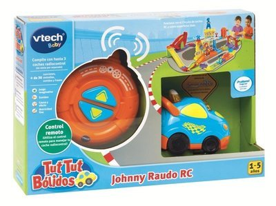vTech - Johnny Raudo
