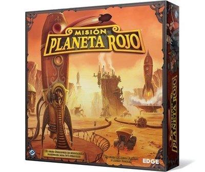 Fantasy Flight - Misión Planeta Rojo