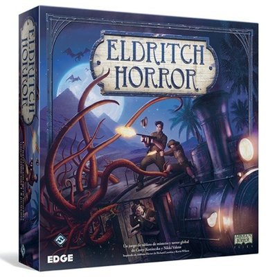 Fantasy Flight - Eldritch Horror
