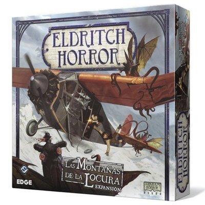 Fantasy Flight - Eldritch Horror: Las montañas de la locura