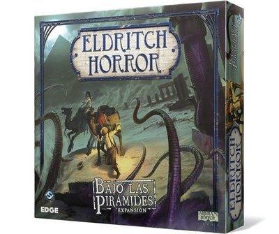Fantasy Flight - Eldritch Horror: Bajo las pirámides