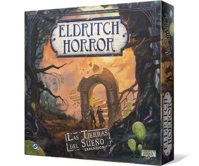 Fantasy Flight - Eldritch Horror: Las Tierras del Sueño