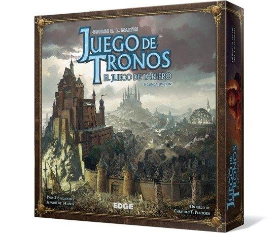 Fantasy Flight - Juego de Tronos: El Juego de Tablero