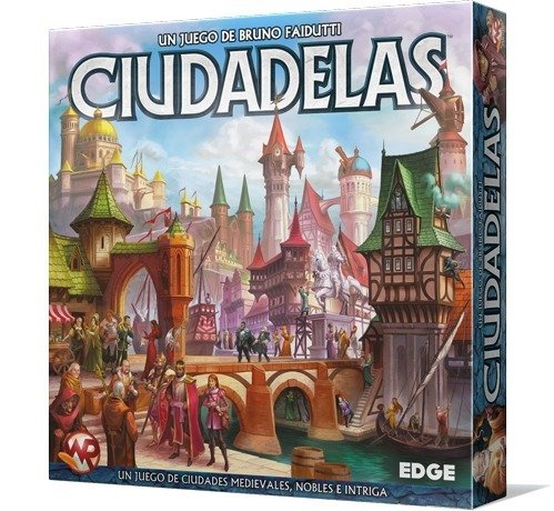 Windrider Games - Ciudadelas