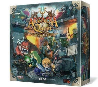 CMON - Arcadia Quest
