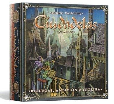 Windrider Games - Ciudadelas Clásico