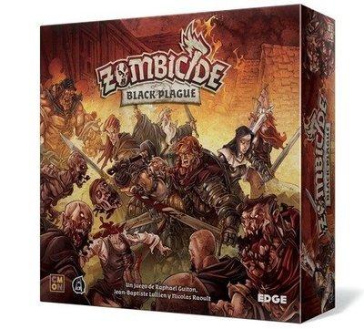 CMON - Zombicide: Black Plague