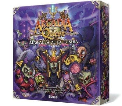 CMON - Arcadia Quest: Más allá de la tumba
