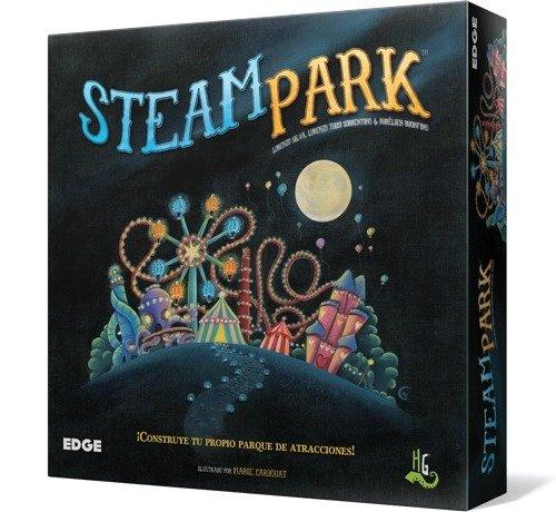 Horrible Games - Steam Park