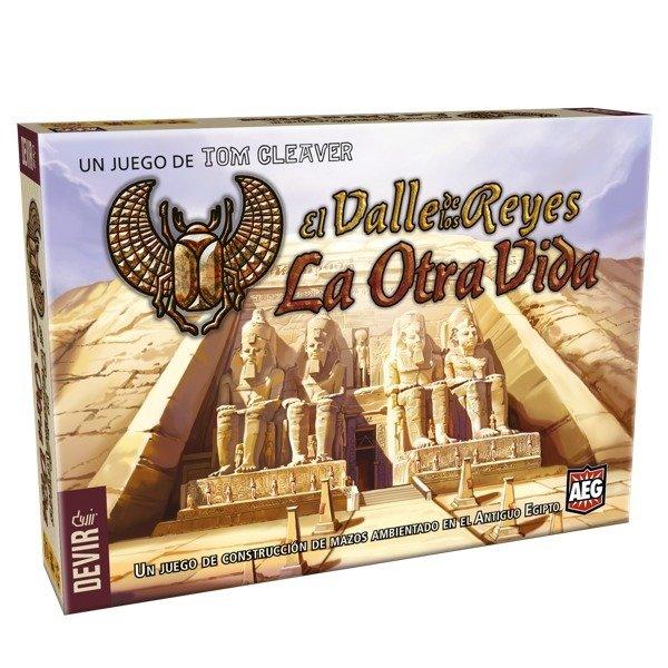 Devir - El Valle de los Reyes: La otra vida