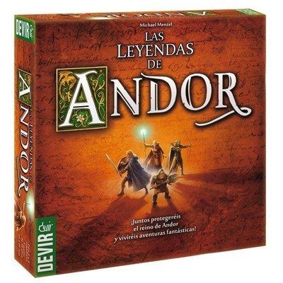 Devir - Las leyendas de Andor