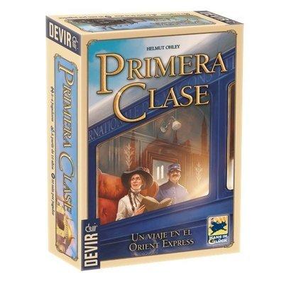 Devir - Primera Clase: Un viaje en el Orient Express