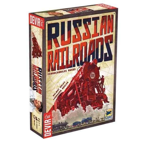 Devir - Russian Railroads