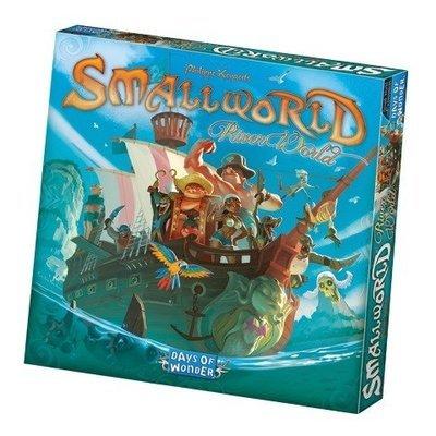 Days of Wonder - Small World: River World