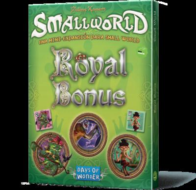 Days of Wonder - Small World: Royal Bonus
