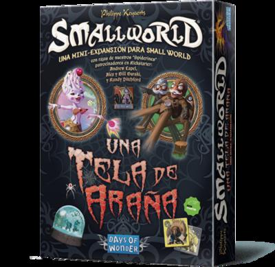 Days of Wonder - Small World: Una tela de araña