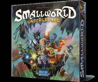 Days of Wonder - Small World Underground