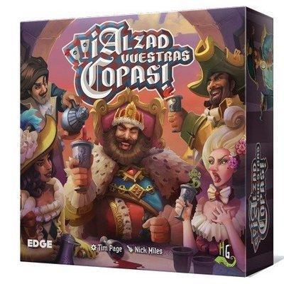 Horrible Games - ¡Alzad vuestras copas!