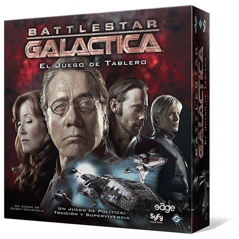 Fantasy Flight - Battlestar Galactica