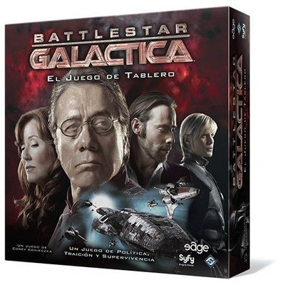 Fantasy Flight - Battlestar Galactica