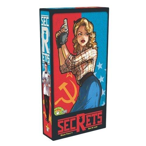 Sophisticated Games - Secrets