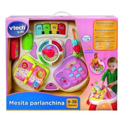 vTech - Mesita parlanchina rosa