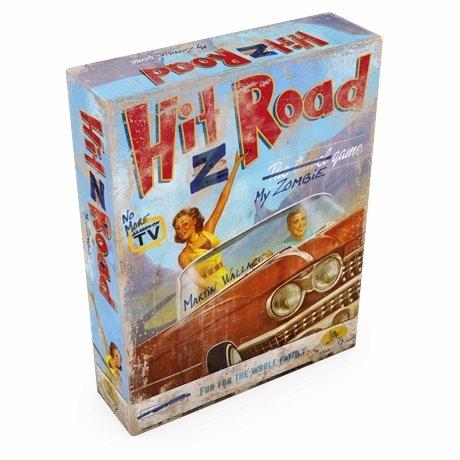 Space Cowboys - Hit Z Road