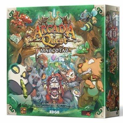 CMON - Arcadia Quest: Mascotas