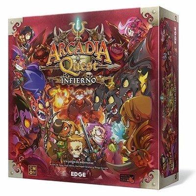 CMON - Arcadia Quest Infierno