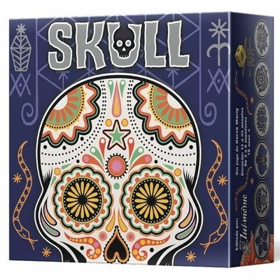 Lui-Même - Skull