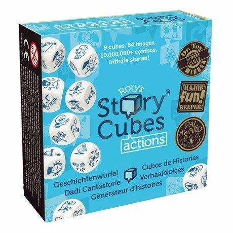 Zygomatic - Story Cubes Acciones