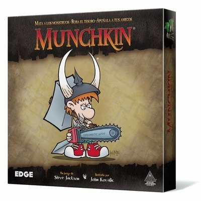 Steve Jackson Games - Munchkin