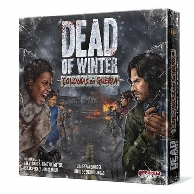 Plaid Hat - Dead of Winter: Colonias en Guerra