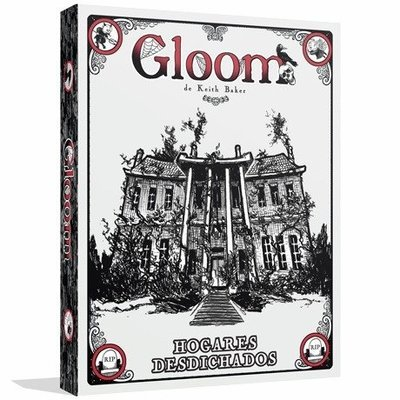 Atlas Games - Gloom: Hogares desdichados