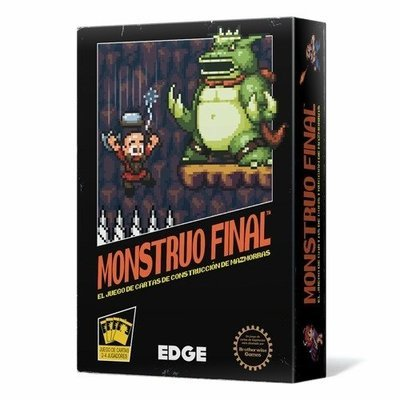 Brotherwise Games - Monstruo final