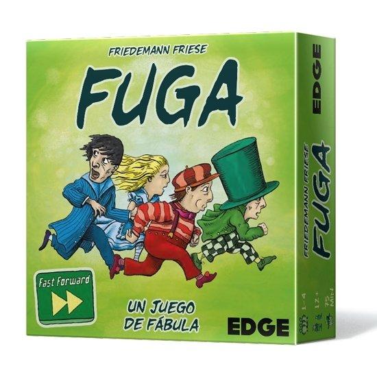 2F Spiele - Fast Forward: Fuga