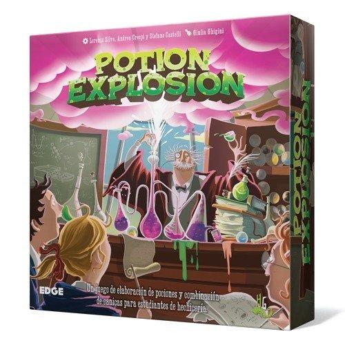 Horrible Games - Potion Explosion