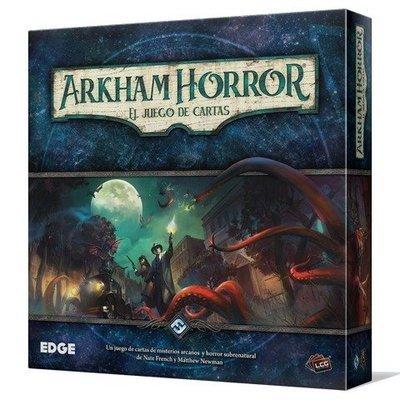 Fantasy Flight - Arkham Horror: el juego de cartas