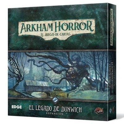 Fantasy Flight - Arkham Horror LCG: El legado de Dunwich