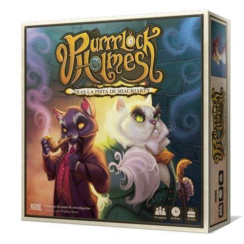 IDW - Purrrlock Holmes